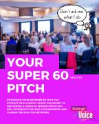 Your Super 60-second Business Intro - Comercio libro de fotografías