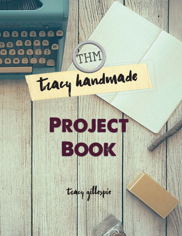 View THM Project Book by Tracy Gillespie