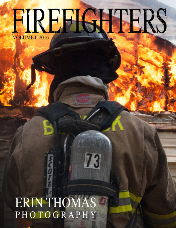 View FIREFIGHTERS VOLUME I by Erin Thomas