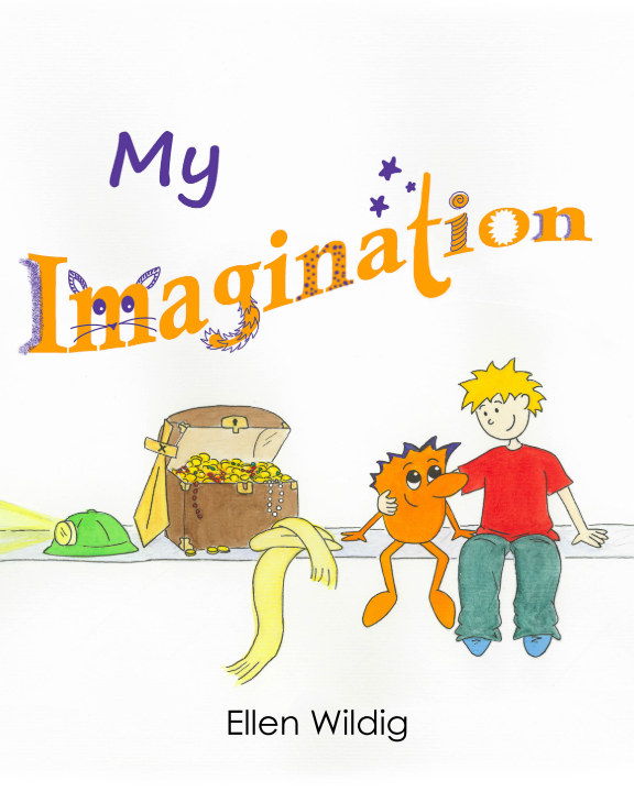 View My Imagination by Ellen Wildig