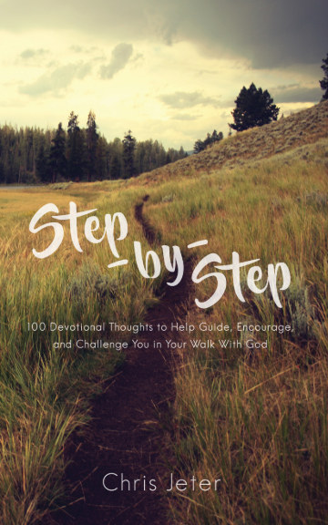 View Step-By-Step (Softcover) by Chris Jeter