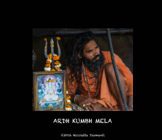 Ardh Kumbh Mela - Travel photo book