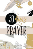 30 Days of Prayer book cover