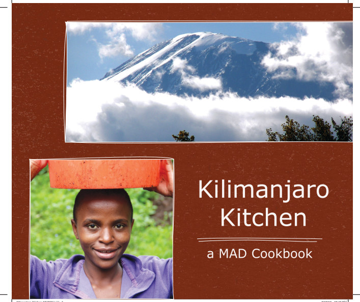 Ver Tanzania Cookbook that Makes A Difference - 'Kilimanjaro Kitchen' por Make A Difference