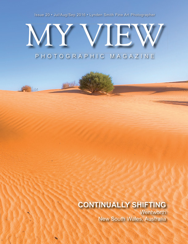 View My View Issue 20 Quarterly Magazine by Lynden Smith