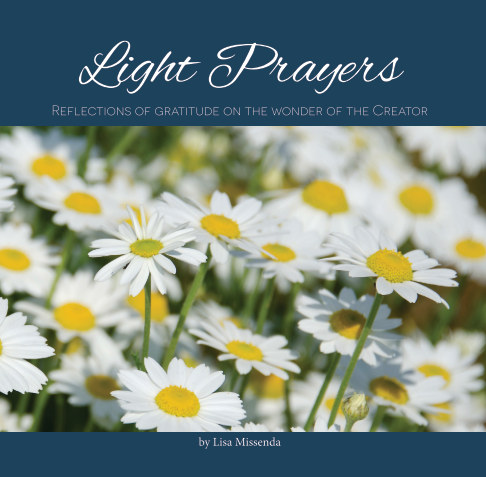 Light Prayer Book Cover