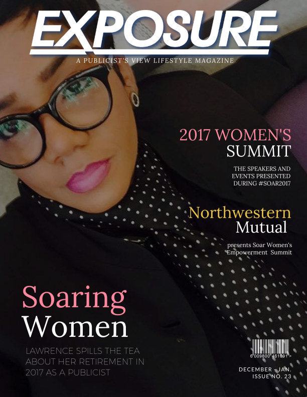 View SOAR WOMEN'S EMPOWERMENT 2016 by Exposure Magazine