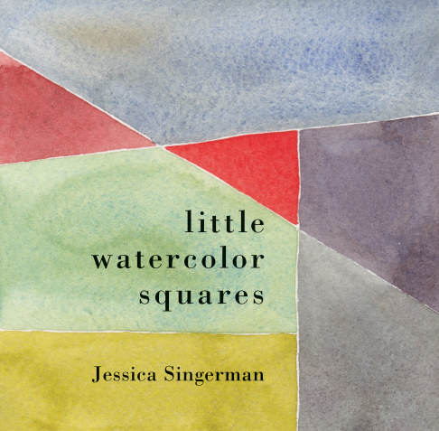 View little watercolor squares by Jessica Singerman