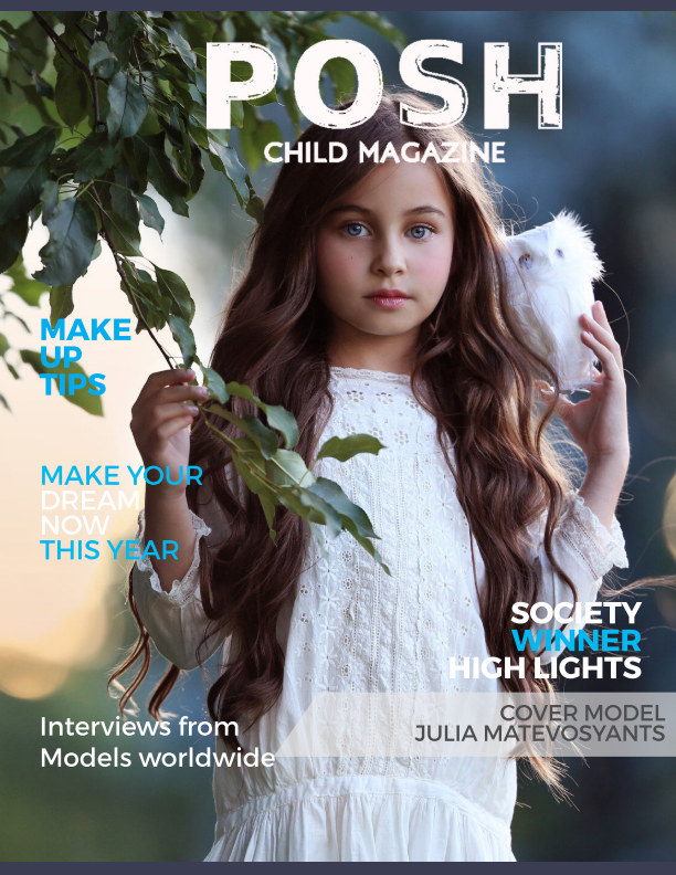 View POSH Winter 2.0 2017 by POSH Child Magazine