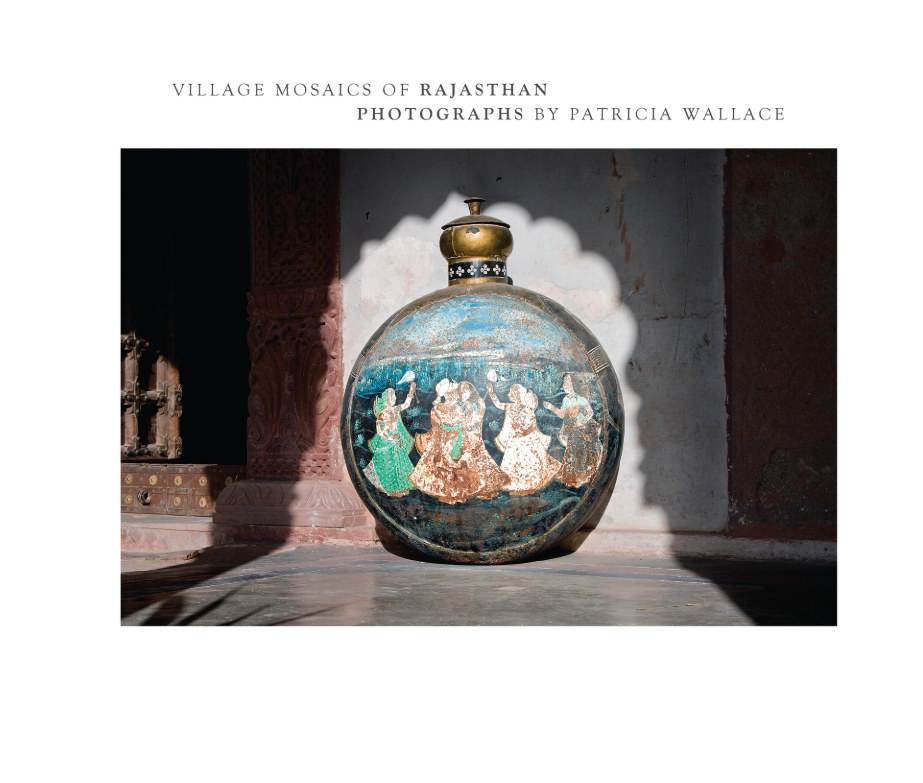 View VILLAGE MOSAICS OF RAJASTHAN by PATRICIA WALLACE