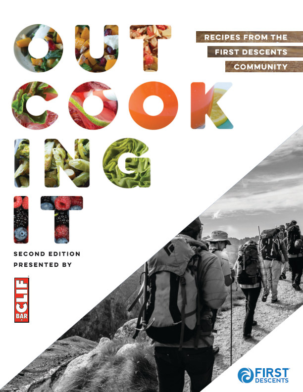 View Out Cooking It - 2nd Edition by First Descents