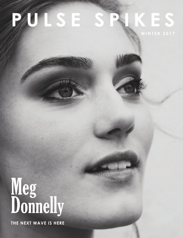 "View Winter 2017 - ""The Next Wave"" - Meg Donnelly by Pulse Spikes"