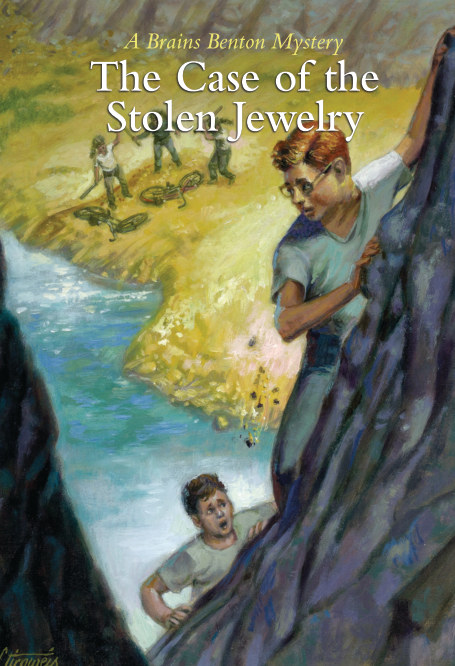 Bekijk The Case of the Stolen Jewelry op Charles E. Morgan, III