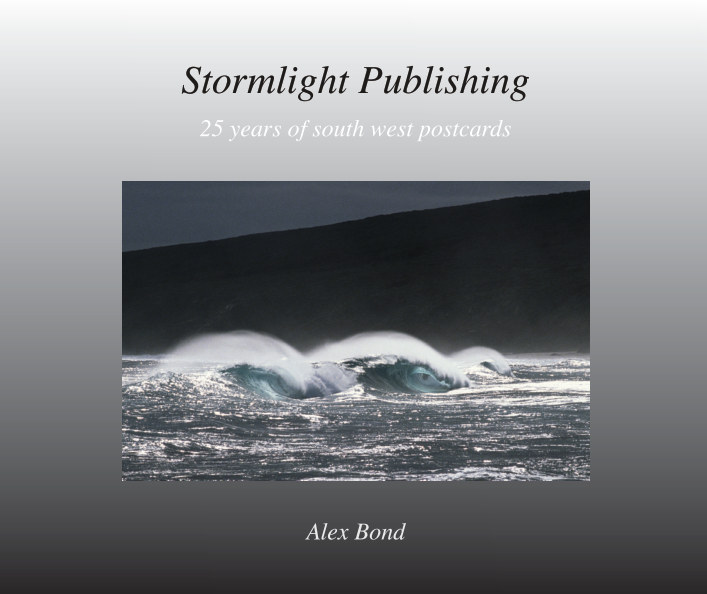 View Stormlight Publishing 25 years of south west postcards by Alex Bond