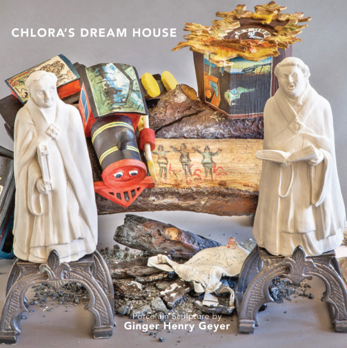 View CHLORA'S DREAM HOUSE ed. 2 by Ginger Henry Geyer