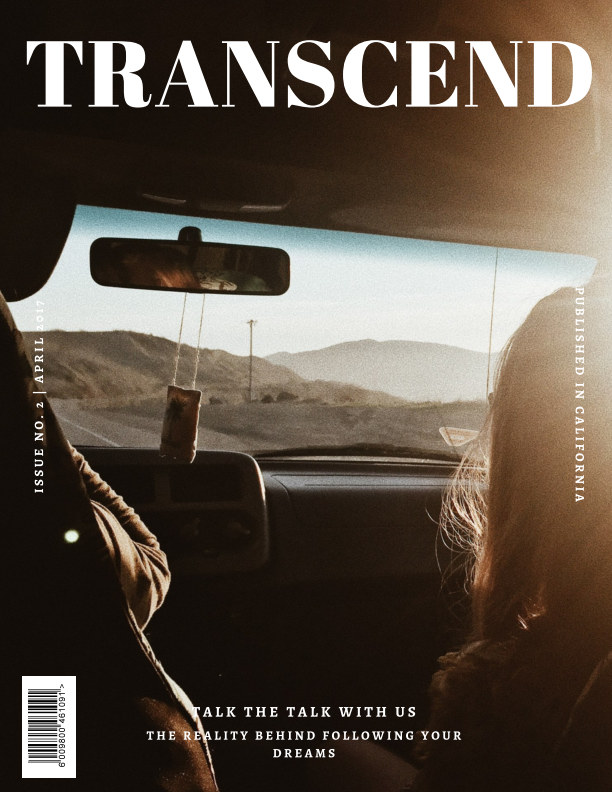 View TRANSCEND issue NO. 2 by meghan mcclenny