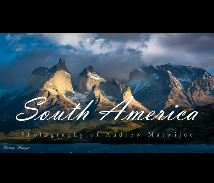View South America by Andrew Matwijec