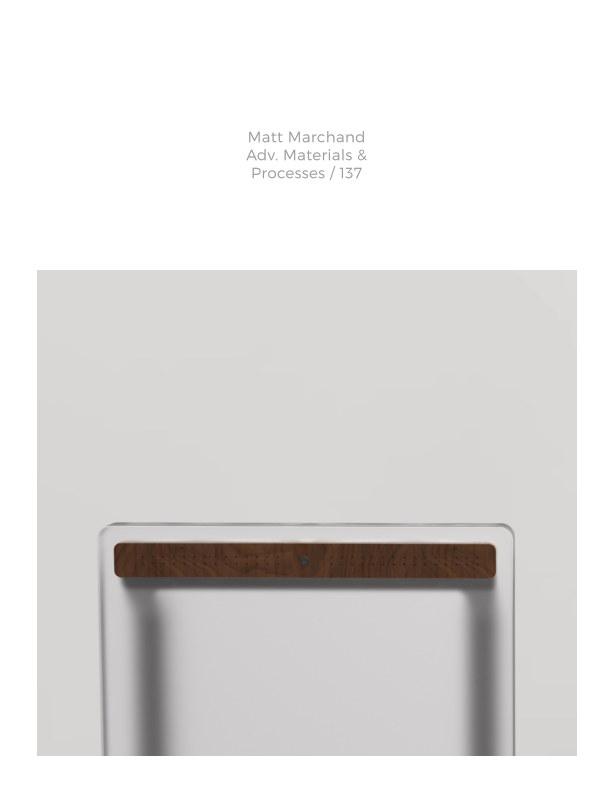 Bekijk Advanced Materials and Processes op Matt Marchand