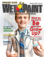 Wet Paint Magazine Issue #1 - Summer 2017