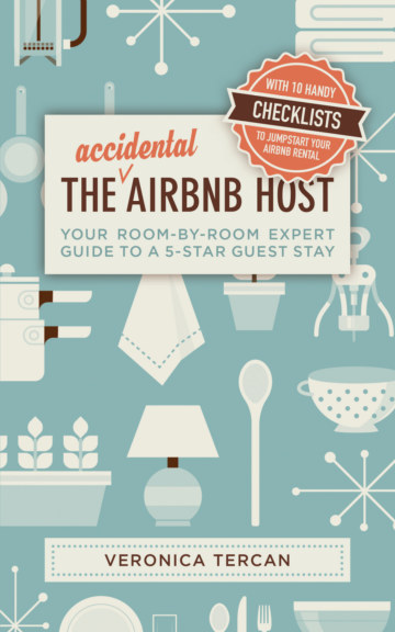 View The Accidental Airbnb Host (Color edition) by Veronica Tercan