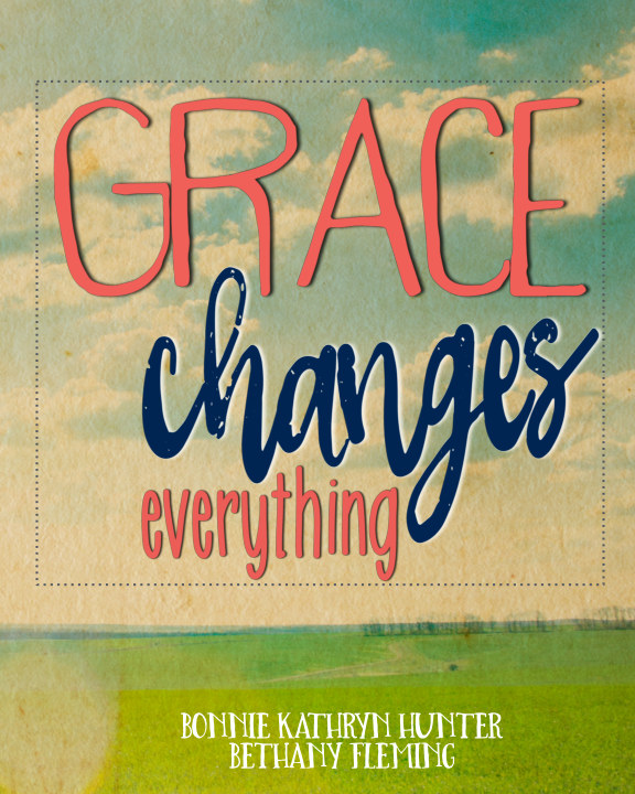 View Grace Changes Everything by Bonnie Hunter and Bethany Fleming