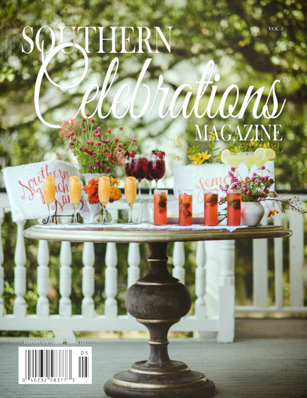 View SOUTHERN CELEBRATIONS MAGAZINE VOLUME 5 by VIRGINIA CONAWAY