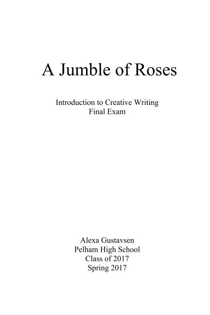 View A Jumble of Roses by Alexa Gustavsen