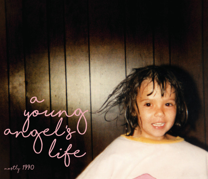 A Young Angel S Life By Angel Jones Blurb Books
