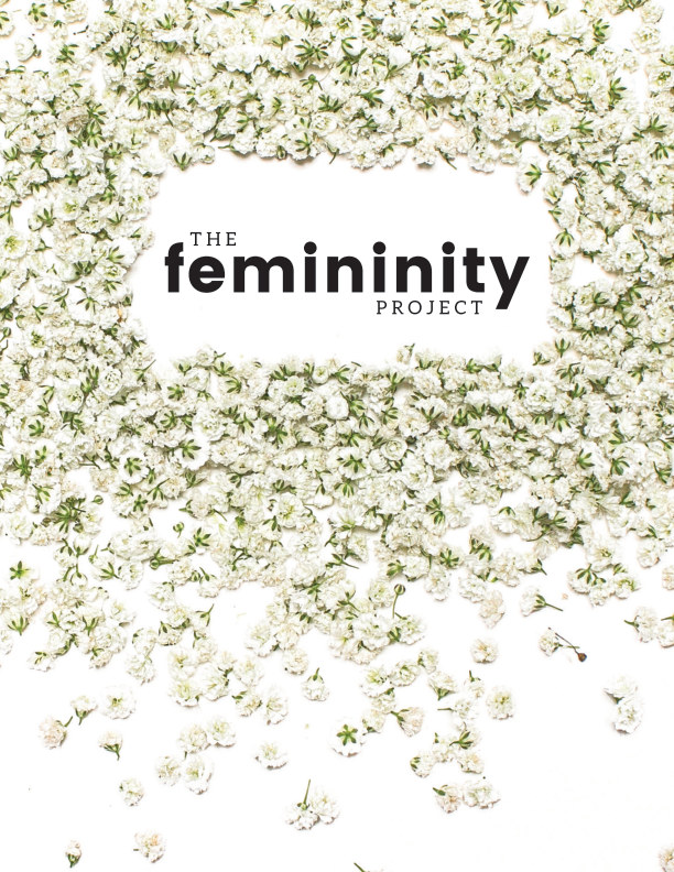 View The Femininity Project by Sally Jean Wegert
