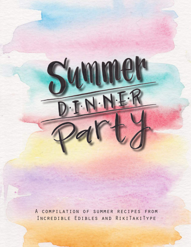 View Summer Dinner Party by Erin Harker & Erika Takahashi