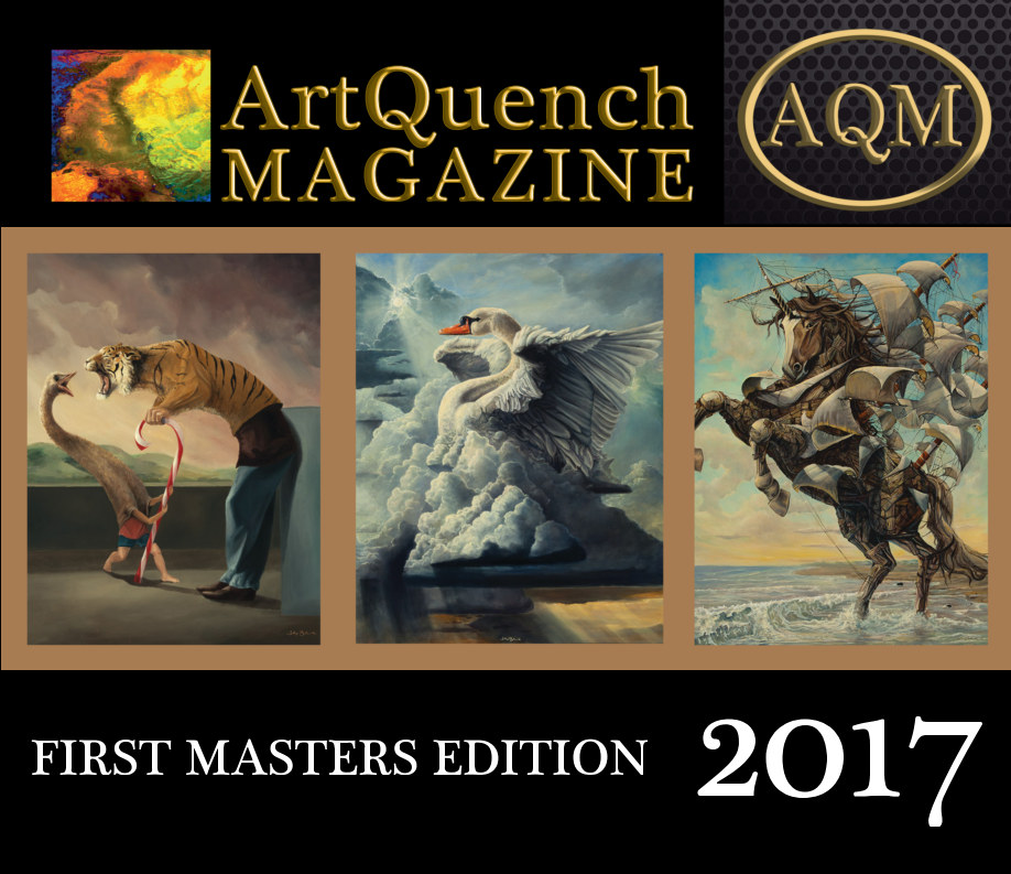 View ArtQuench Masters Edition Art Book I by AQM