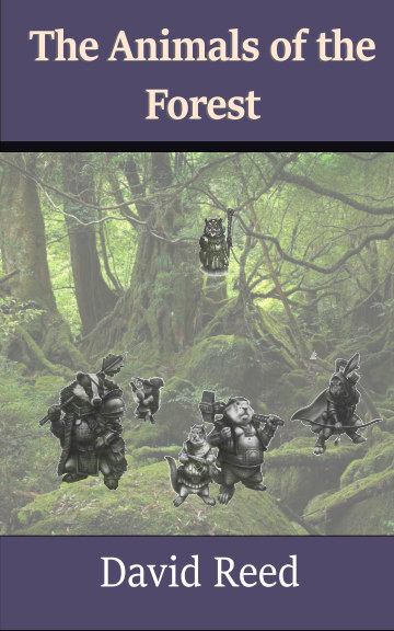 View The Animals of the Forest by David Reed