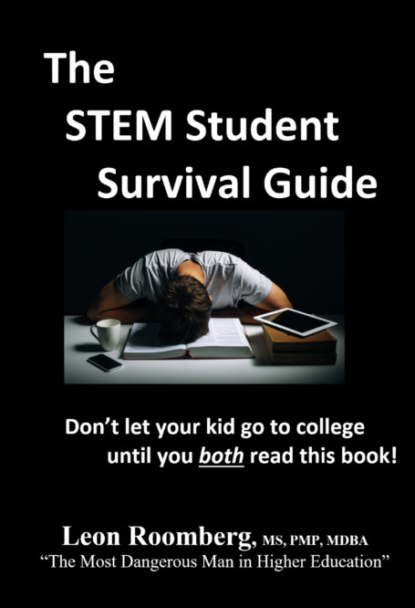 View The STEM Student Survival Guide by Leon Roomberg