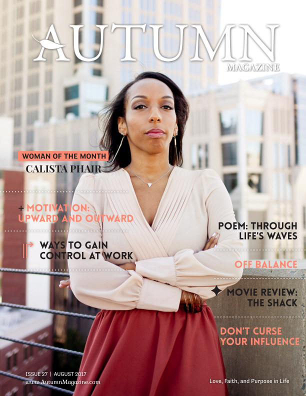 View Autumn Magazine August 2017 by Golden Wings Press LLC