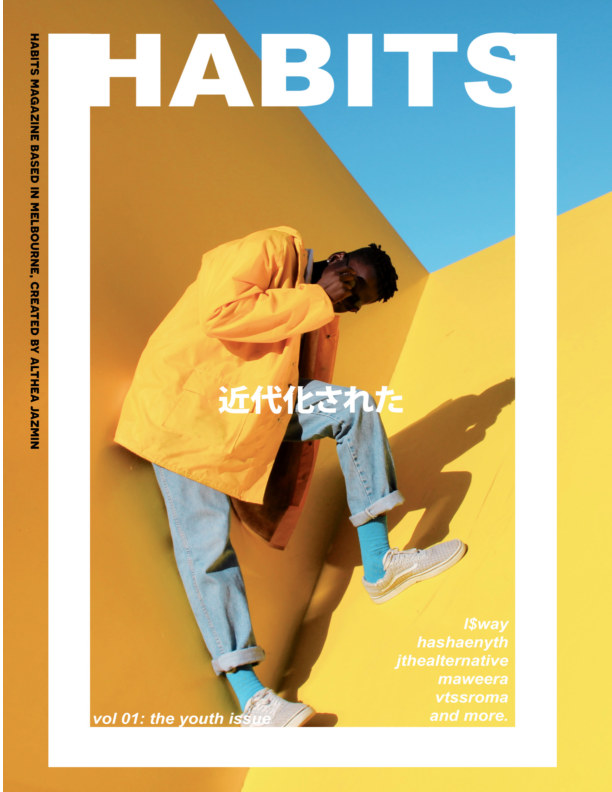 View Habits Magazine: #1 ISSUE (YOUTH) by Aj Samson