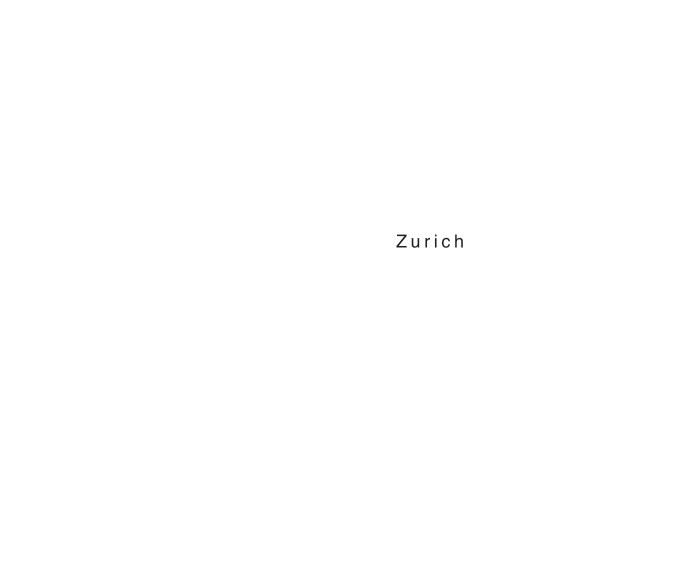 View Zurich by Gaston Bertin