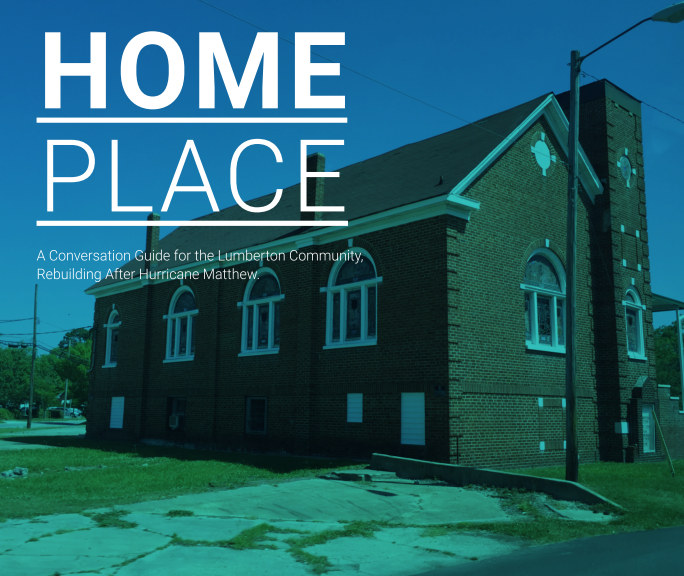 View Home Place: Hurricane Matthew Disaster Recovery and Resilience Initiative by NCSU College of Design