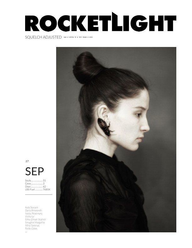 View September 2017 by Rocketlight Magazine