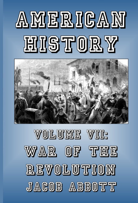 View War of the Revolution by Jacob Abbott