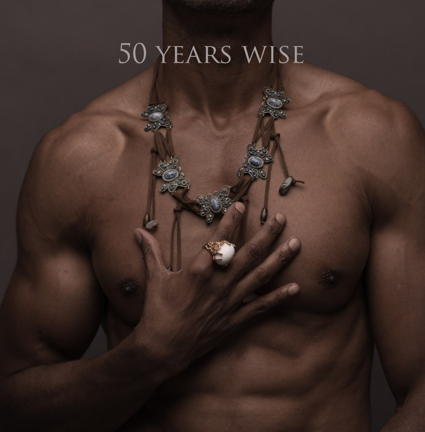 View 50 Years Wise by Kevin Alex and Tony Robinson