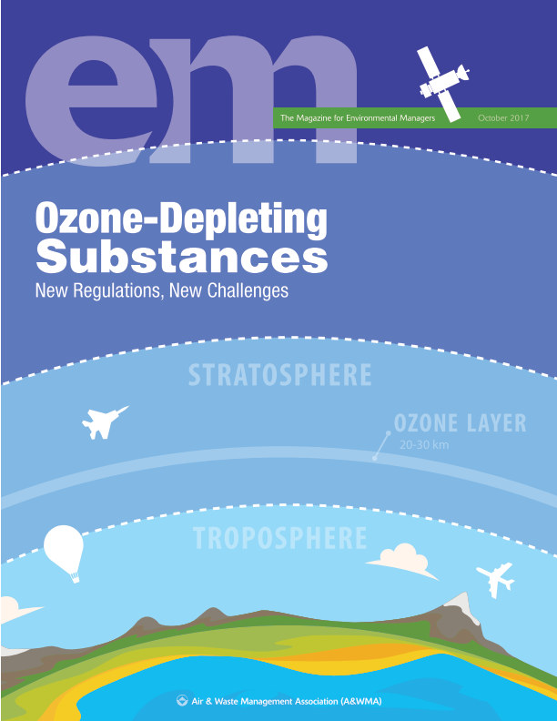 View EM October 2017 by Air & Waste Management Assoc.