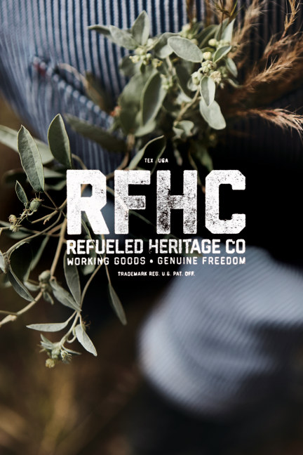 Ver Refueled Heritage Co. Look Book por Chris Brown