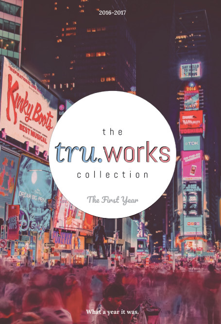 View TruWorks Collection, The First Year by Yessenia Diaz