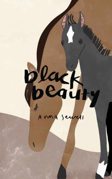 View Black Beauty by Ana Sewell