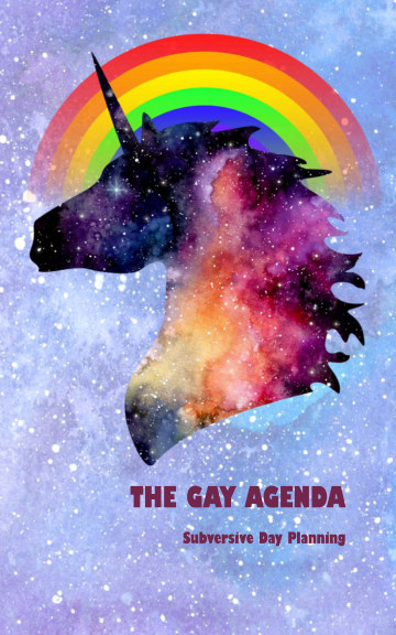 View The Gay Agenda by Annette Smith