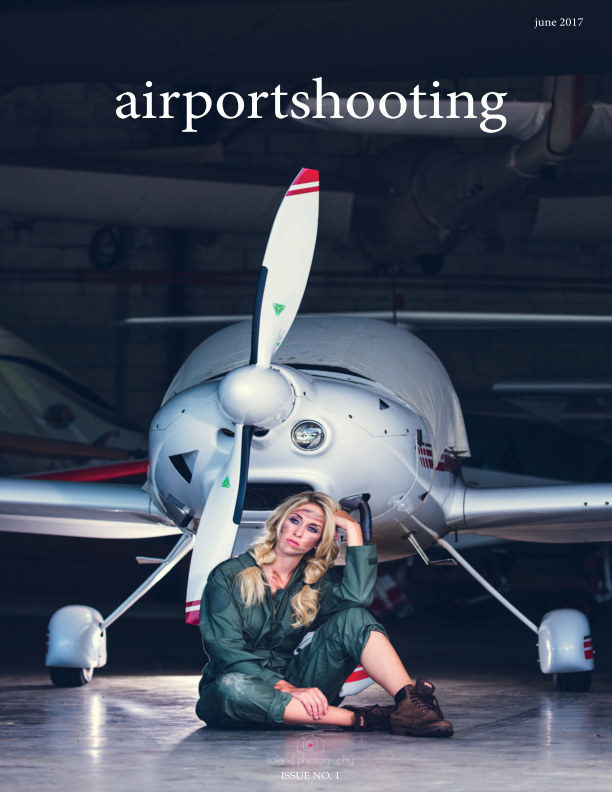 View Airport Photoshooting by Roland Dutzler