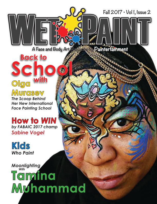View Wet Paint Magazine Vol 1, Issue #2 - Fall 2017 by Paintertainment