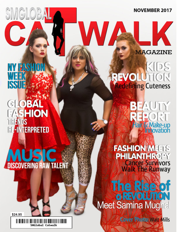 View SMGlobal Catwalk Magazine – November 2017 by SMGlobal Catwalk