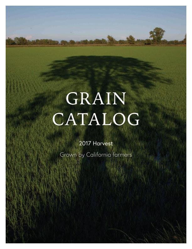 View Grain Catalog - 2017 Harvest by Mai Nguyen