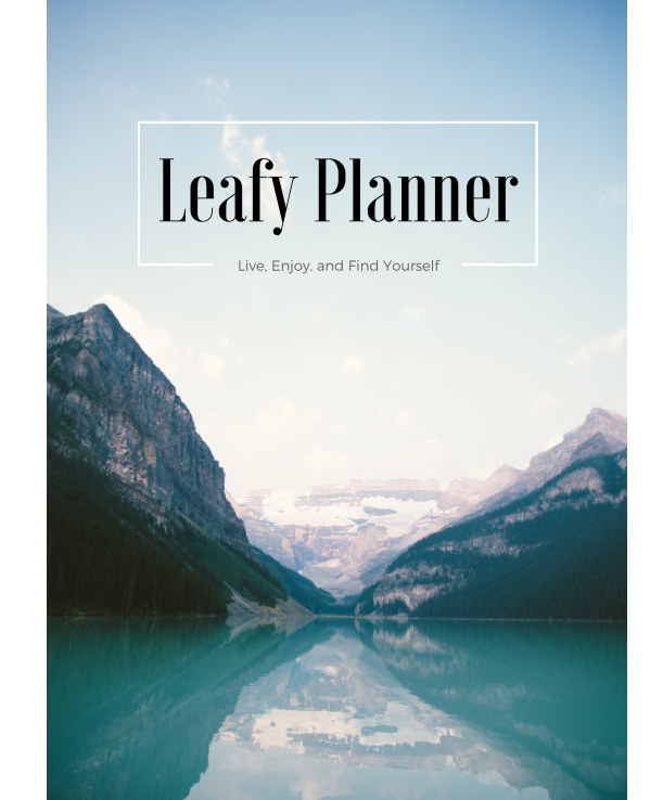 View Leafy Planner by Anne Chretien